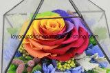 Flor hecha a mano del regalo de boda