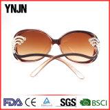 Lunettes de soleil neuves de qualité de modèle de Ynjn pour des femmes