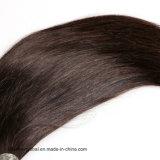 Preiswertes brasilianisches Jungfrau-Haar-gerade natürliches unverarbeitetes Menschenhaar