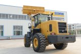 Торговая марка Eougem Ce сертифицирована шарнирно передней колесный погрузчик 5 тонн
