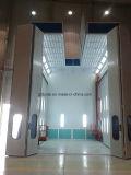 Большая будочка краски брызга шины с открытым потолком