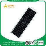 indicatore luminoso di via solare Integrated esterno di fabbricazione di 50W LED