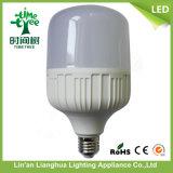 20W 30W 40W plástico + alumínio T lâmpada modelo lâmpada LED