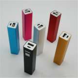 bewegliche Bank-Energien-Bank-externe backupbatterie-Ladung der Energien-2600mAh