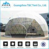 Abdeckung-Haus-Zelt des Metallrahmen-Fiberglas-FRP, wölben sich Geodäsie für Verkauf