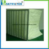 大きい塵の収容力中型の小型フィルター