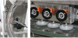Embotelladora líquida automática con la cadena de producción que capsula