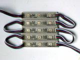 Módulo Backlit diodo emissor de luz programável do diodo emissor de luz do Signage do diodo emissor de luz para anunciar