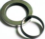 Guarnizione meccanica industriale dell'asta cilindrica dell'orlo dei pezzi di ricambio dei compressori d'aria