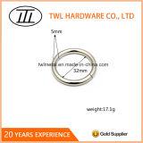 Joint circulaire de fil de la qualité 5mm pour le sac à main de sac