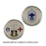 Hot Sale promotion militaire personnalisés Coin Coin de blocage de la Marine de trolley