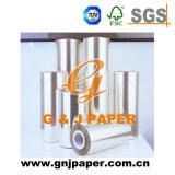 Haut de la qualité 30GSM 20GSM couleur papier Emballage cadeau