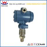 Transmissor de pressão Media-Elevado intrìnseca seguro do calibre da temperatura