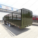 Durável Tri-Axle Chinês 60 toneladas jogo semi reboque para venda