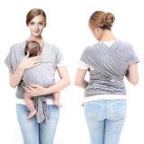Abrigo 100% del portador de bebé del abrigo del bebé del algodón de la certificación de China CCC
