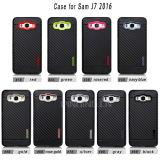 Eco-Friendly галактика J7 2016 Samsung аргументы за телефона волокна углерода