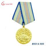 Подгонянное медаль цвета Antique металла логоса для подарка сувенира