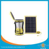 Indicatore luminoso di campeggio solare per vita esterna