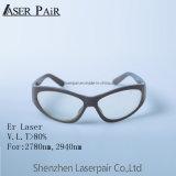Lunettes de haute performance professionnelle avec O. D 6+ 2780nm Fashion Eyewear/laser des lunettes de sécurité