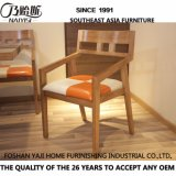 Présidence dinante en bois d'Asie du Sud-Est pour les meubles à la maison CH636