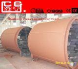 Preço da estufa giratória do cimento da capacidade elevada
