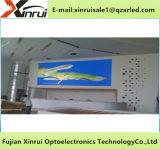 P6 farbenreiche LED Bildschirm-Innenbildschirmanzeige, die Baugruppen-Anschlagtafel bekanntmacht