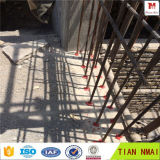 高品質およびISO9001と溶接された塀を補強すること: 2008年