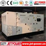 Ensemble de générateur de GPL de gaz de 100kVA 80kw avec pavé silencieux