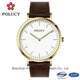 De Mensen van de Horloges van het Kwarts van de Luxe van het Horloge van de Manier van Custom&OEM van de Fabrikant van China
