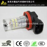 linterna auto de la lámpara de la niebla de la luz LED del coche de 48W LED con 1156/1157, T20, base ligera de Xbd del CREE del socket H1/H3/H4/H7/H8/H9/H10/H11/H16