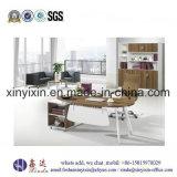 Scrivania del CEO di L-Figura delle forniture di ufficio della fabbrica di Foshan (M2613#)