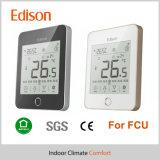 термостат комнаты Fcu экрана касания 220V LCD