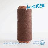 Filato della moquette del cotone del poliestere di prezzi bassi, filato per moquette
