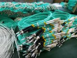 24fiber MPOの束ケーブル24のコアOm3 MTP/MPOパッチケーブル