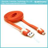 1M/2M/3m de cabo USB de carregamento rápido coloridos para telefones Android Samsung