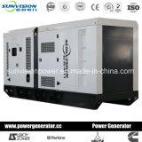 Tipo Air-Cooled Grupo Electrógeno Deutz 500kVA de potencia principal con un enorme depósito de combustible