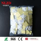 Support de montage selfadhesive attache de câble en nylon