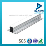 Profil populaire de l'aluminium 6063 de qualité pour le cadre de porte de guichet de Philippines