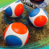 Sechs Seiten-Fußball-Finger-Oberseite-Kugel-Fußball-Handunruhe-Spinner mit Cer