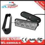 indicatori luminosi di indicatore laterali di 12-24V LED per il rimorchio 4W dei camion