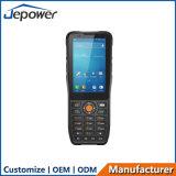Bluetooth WiFi 4G 3G를 가진 무선 휴대용 어려운 소형 병참술 PDA