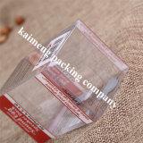 Caixa de plástico plástica de qualidade superior para cartões de jogo