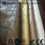 Имитационная кожа PVC для крышки места автомобиля софы