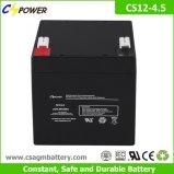 Batteria profonda del AGM del ciclo di Cspower 12V 4.5ah per l'UPS, giocattolo elettronico