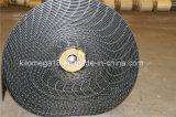 Nastro trasportatore di gomma industriale per il nastro trasportatore del frantoio per pietre