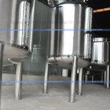 ステンレス鋼のオリーブ色の石油貯蔵タンク