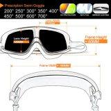 Occhiali di protezione professionali di nuotata di prescrizione di Rx per gli adulti (OPT-6100)