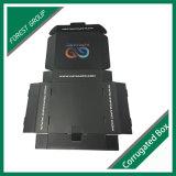 Embalagem de caixa de papelão preto com Matt Lamination Wholesale