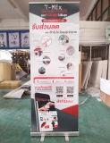 La fiera commerciale di stampa di Digitahi rotola in su i banchi di mostra della bandiera