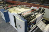 Máquina de alta velocidad de control computarizado de impresión en huecograbado para la película plástica